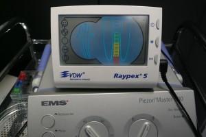 endometer ,apexlokátor