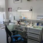 Pracovisko snímateľnej protetiky